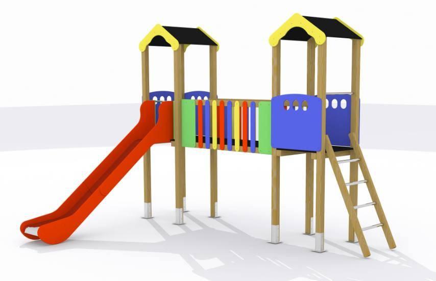 juegos para parque infantil