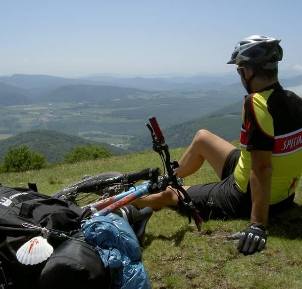 Camino de Santiago en bici: desde León hasta Santiago