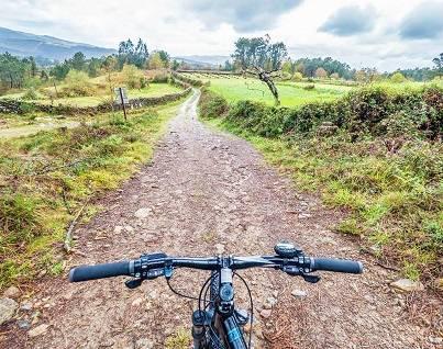 El Camino Portugués en bicicleta desde Porto hasta Santiago