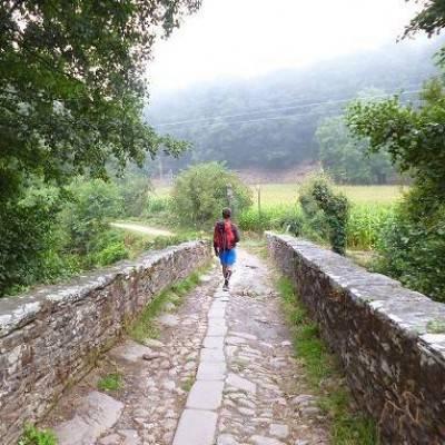 El Camino Frances desde Sarria, 7 días - 6 noches