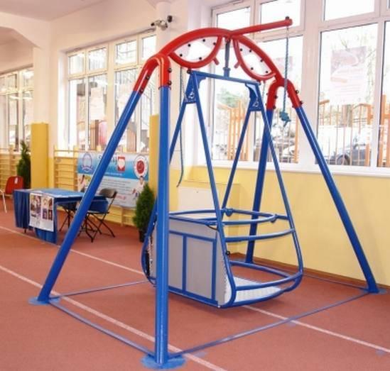 Columpio para silla de ruedas columpios adaptados for Sillas para parques