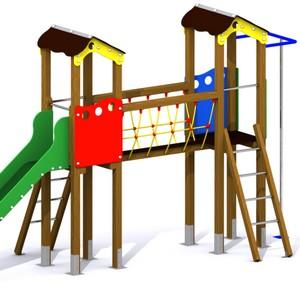 Conjunto Navia. Parque infantil modular