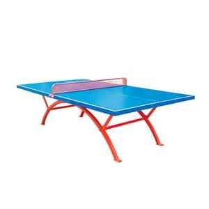 Mesas de ping pong exterior e interior para comunidades y viviendas