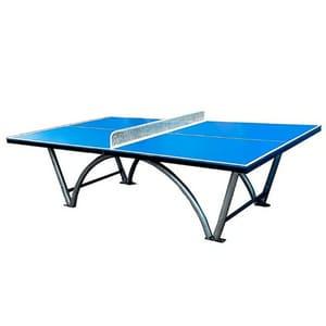 Mesas de ping pong exterior certificadas para áreas públicas y privadas