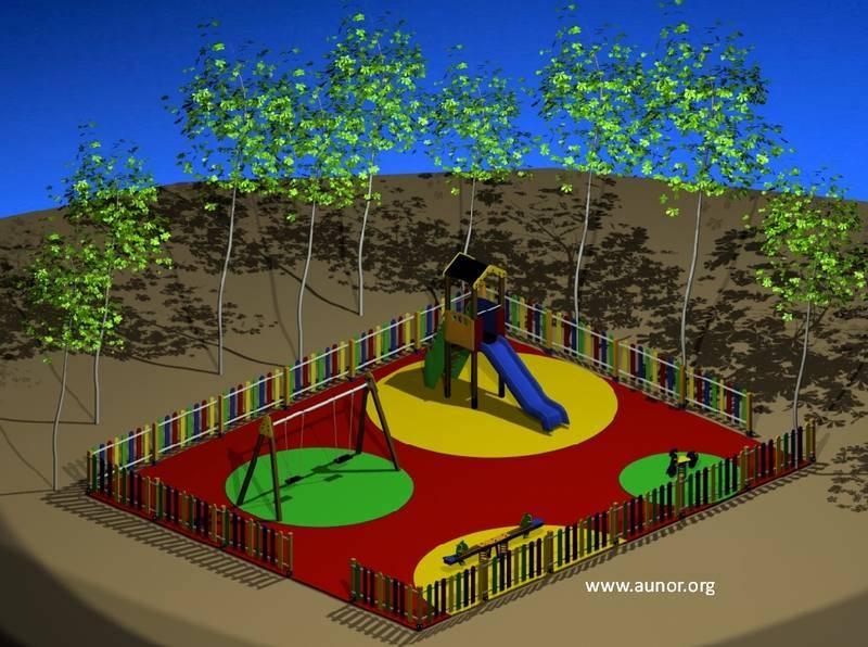 Oferta Parque Infantil Para Hoteles Y Restaurantes