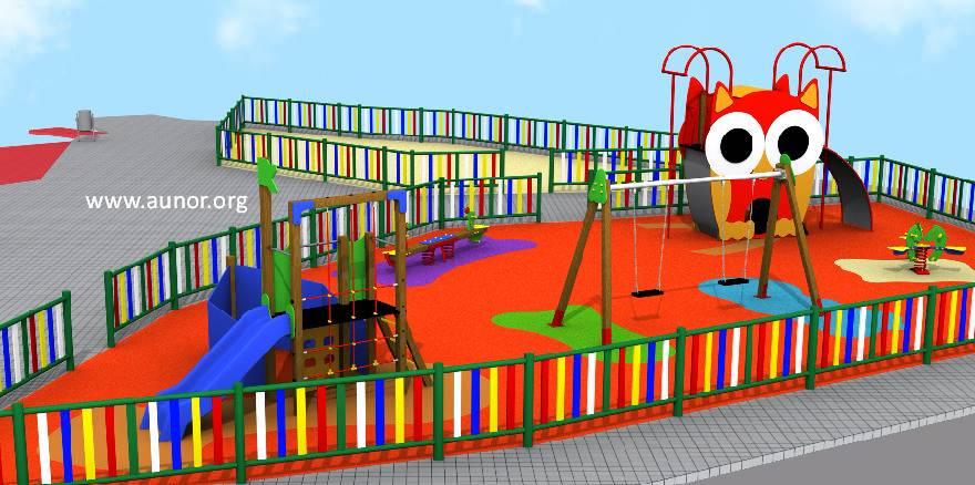 Oferta parque infantil p blico - Parque infantil casa ...