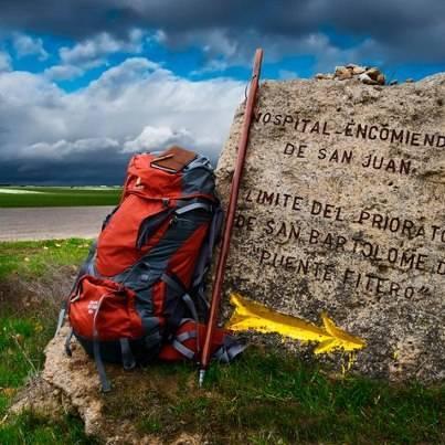 El Camino Mixto en bici y a pie. Desde León hasta Santiago