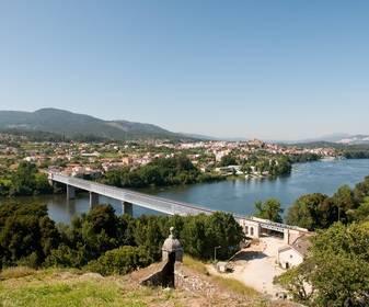 Camino Portugués: desde Tui hasta Santiago