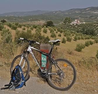 La Subbética- ruta  en bici autoguiada