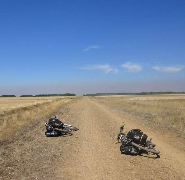 Camino de Santiago en bici: desde Burgos hasta Santiago
