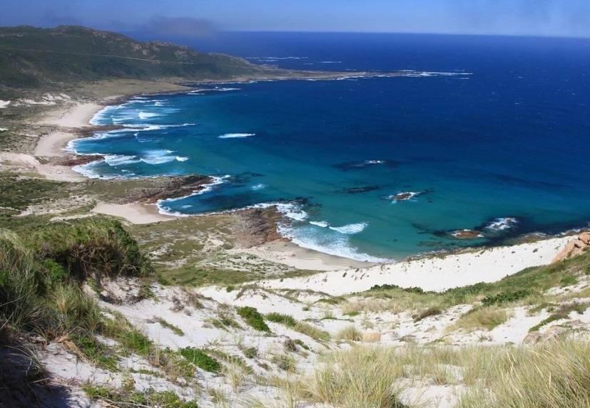 Camiño dos Faros- las últimas 4 etapas - 6 días: llegando al fin del mundo