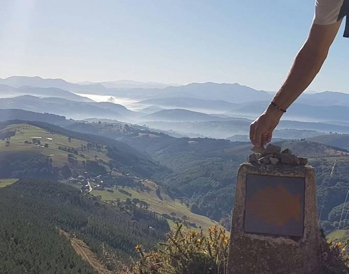 Camino de Santiago en bici: Camino Primitivo