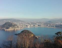 El Camino del Norte desde Irún hasta Santander