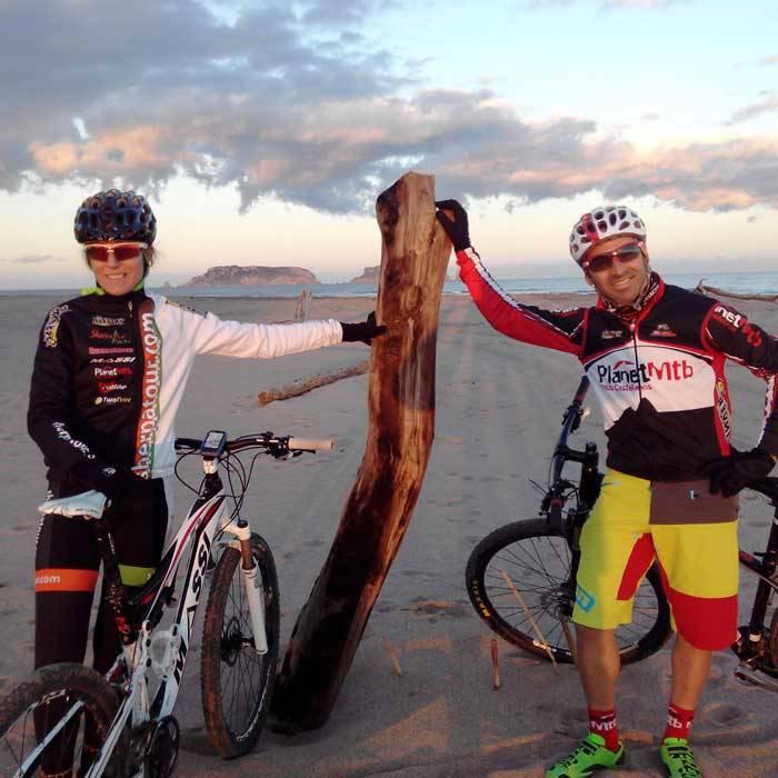 Del Pirineo al Mar Mediterráneo - ruta autoguiada en bici por Cataluña