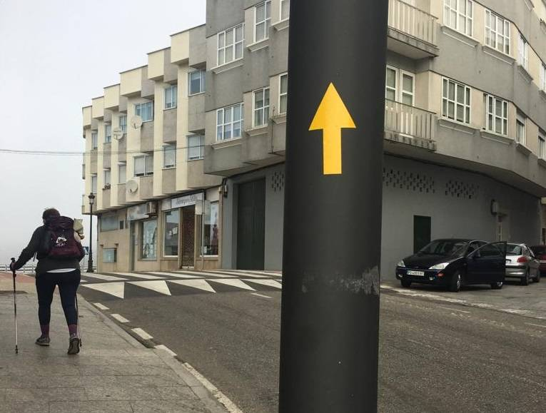 Portuguese Coastal Way from Oporto to Santiago