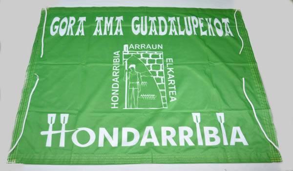 Bandera pequeña (portes debidos)