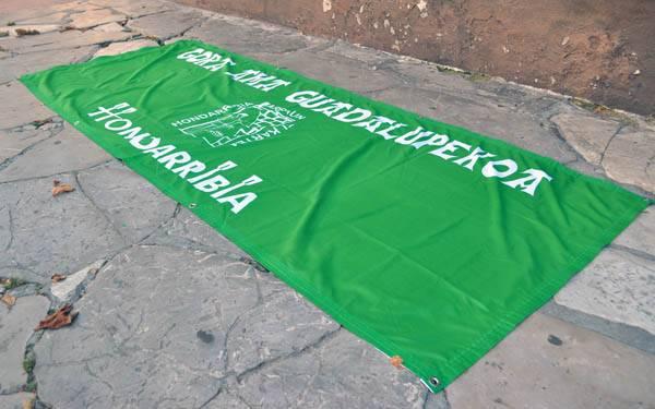 Bandera grande