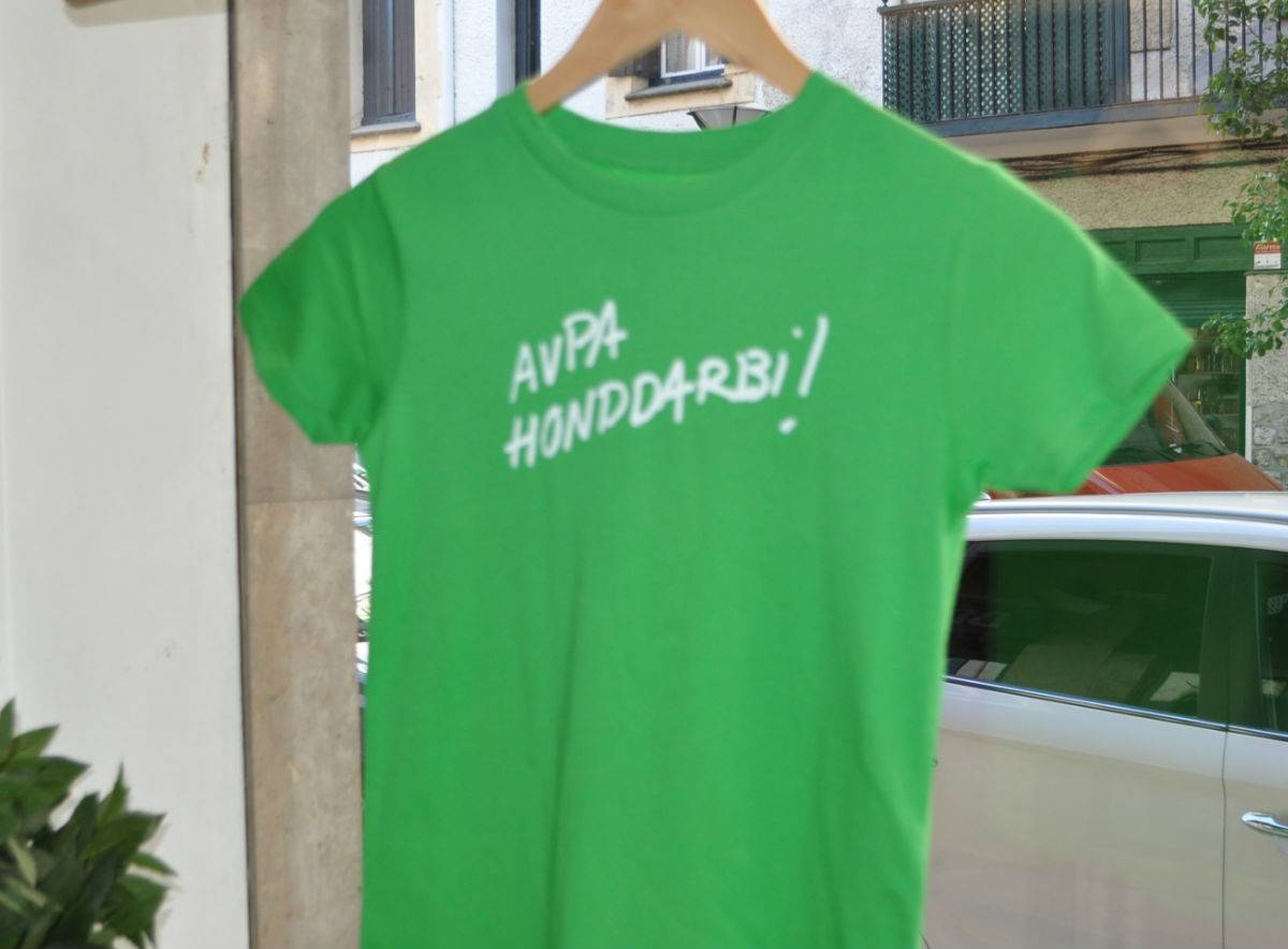 Camiseta Verde de Niño