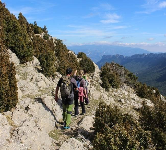 Trekking dei 3 Parchi- Catalogna